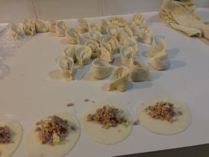 duck dumplings