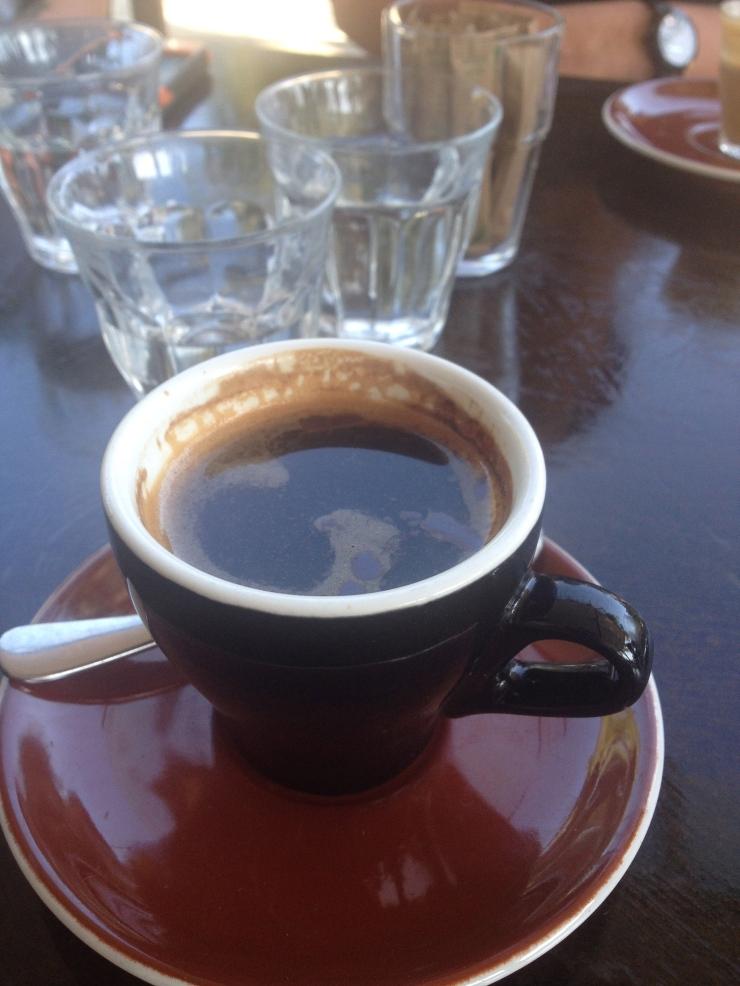 I love Campo coffee