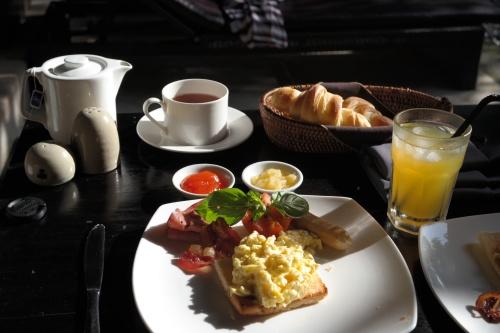 Breakfast Bali stylee