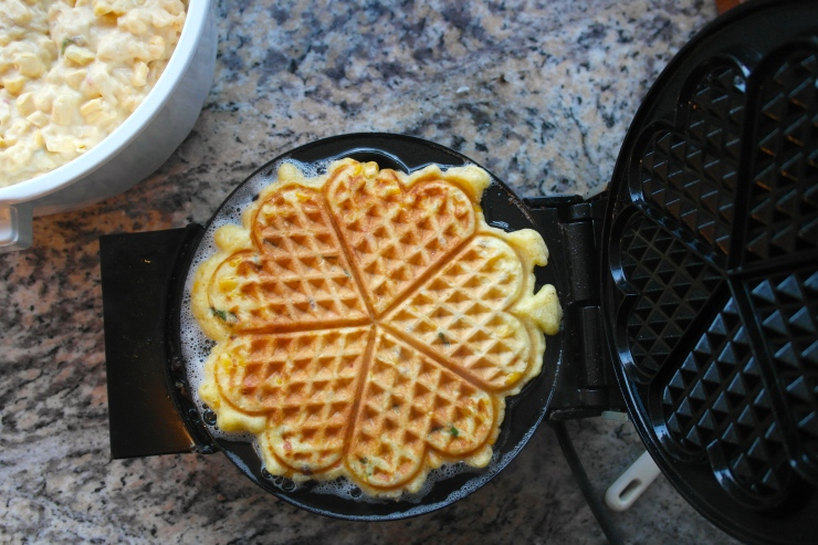 Waffle that shit up!