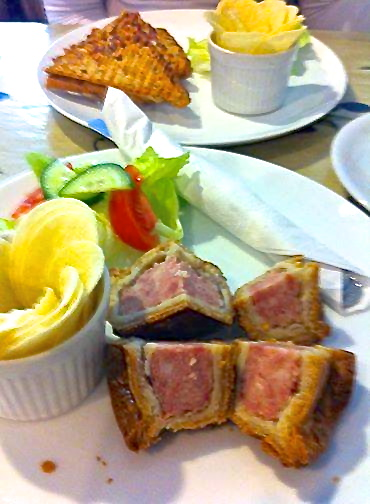 Pork pie love