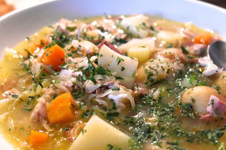 That soup