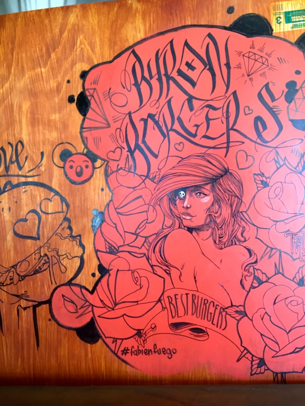 Great wall art by Fabien Fuego