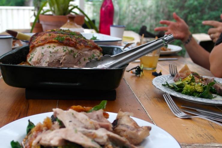 roast pork shoulder